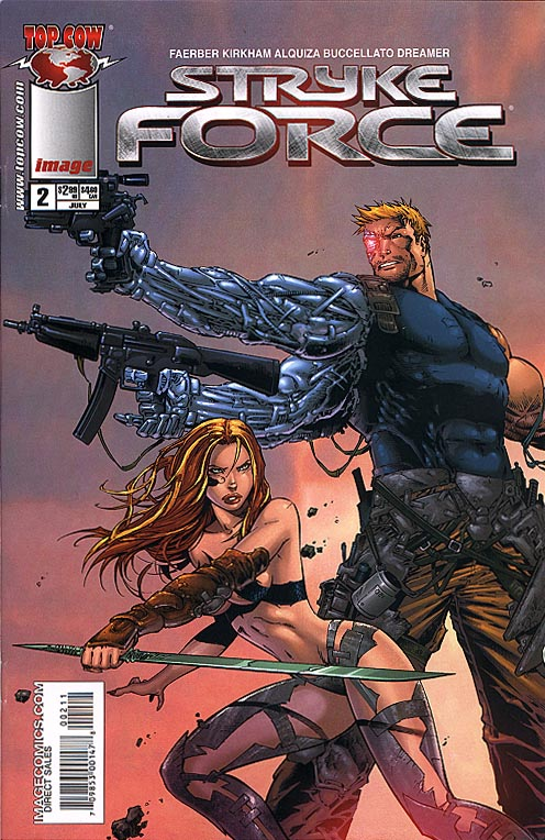 Strykeforce (Top Cow) 2