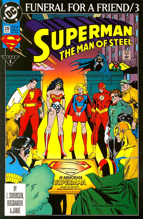 Superman The Man Of Steel 20