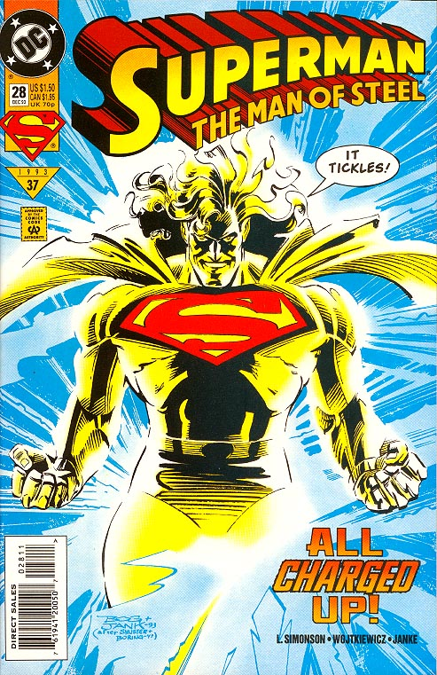 Superman The Man Of Steel 28