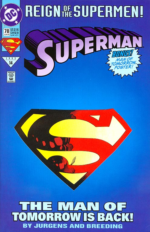 Superman vol 2 - 78