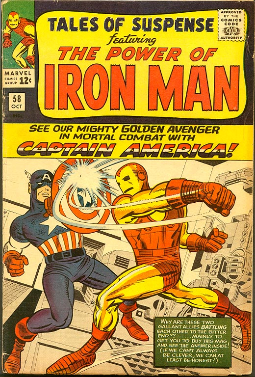 Tales Of Suspense 58