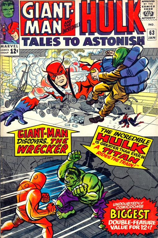 Tales To Astonish 63