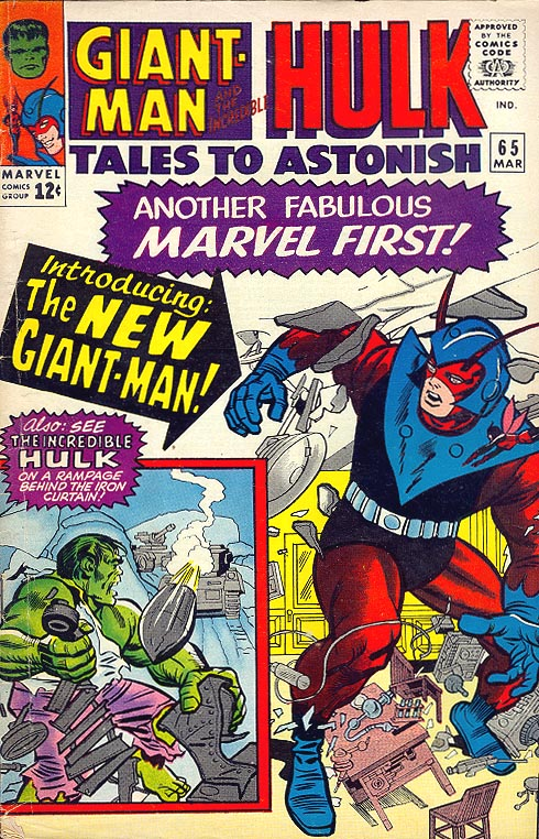 Tales To Astonish 65
