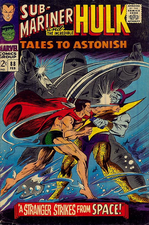 Tales To Astonish 88