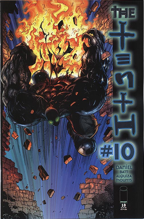 Tenth vol 2 - 10 alt cvr