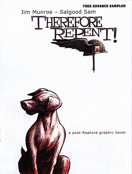 Therefore Repent (IDW) Ashcan ( 20 pages) Sampler (Retailer Promo Copy)