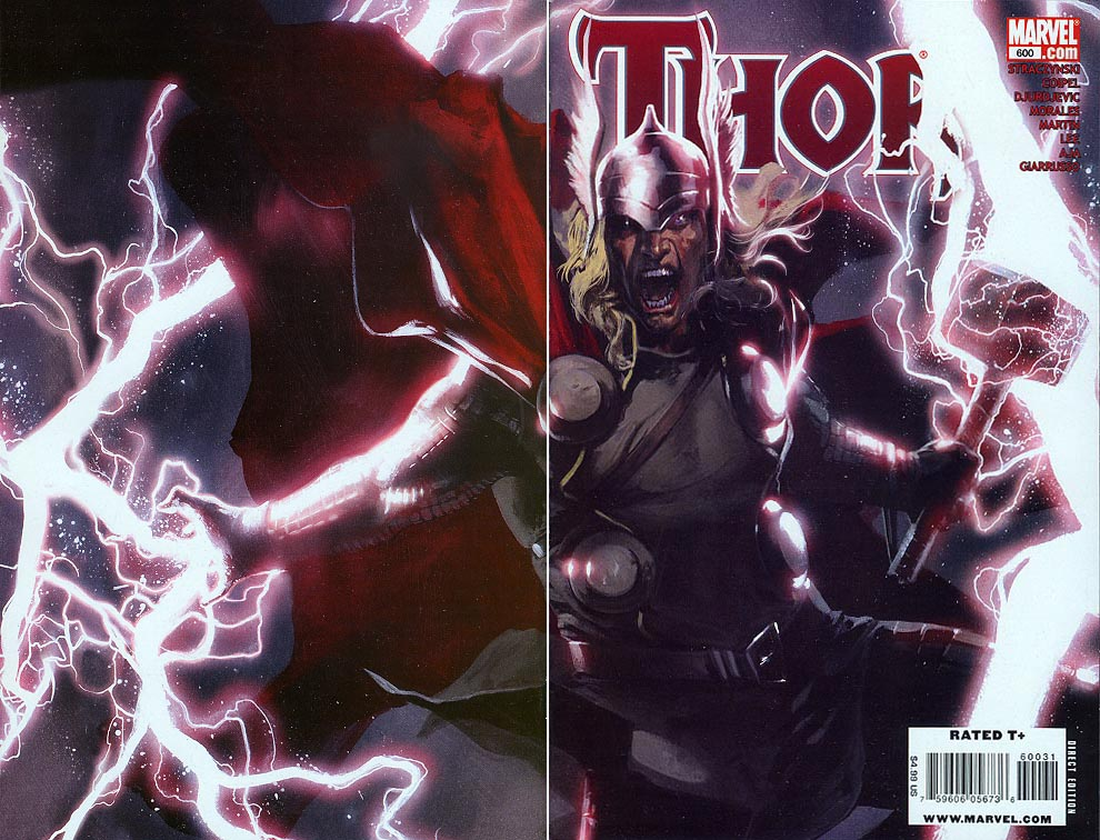 Thor vol 1 - 600 ( 1 in 20 Incentive Wrap-Around Cvr)