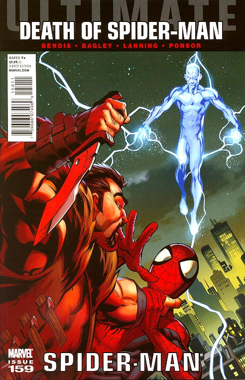 Ultimate Spider-Man 159