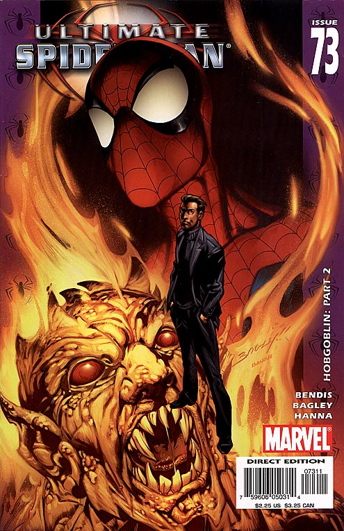Ultimate Spider-Man 73