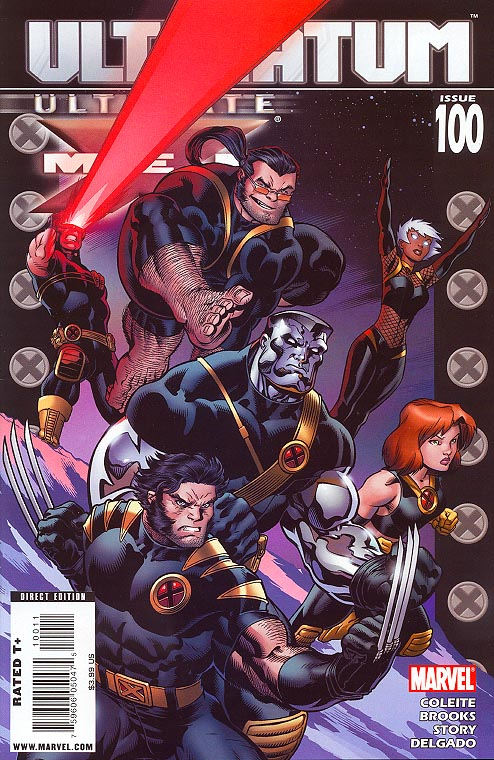 Ultimate X-Men 100