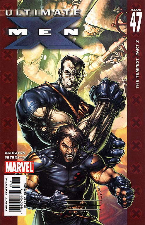 Ultimate X-Men 47