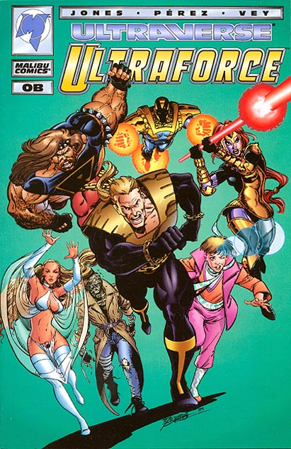 Ultraforce 0 B (Ashcan)