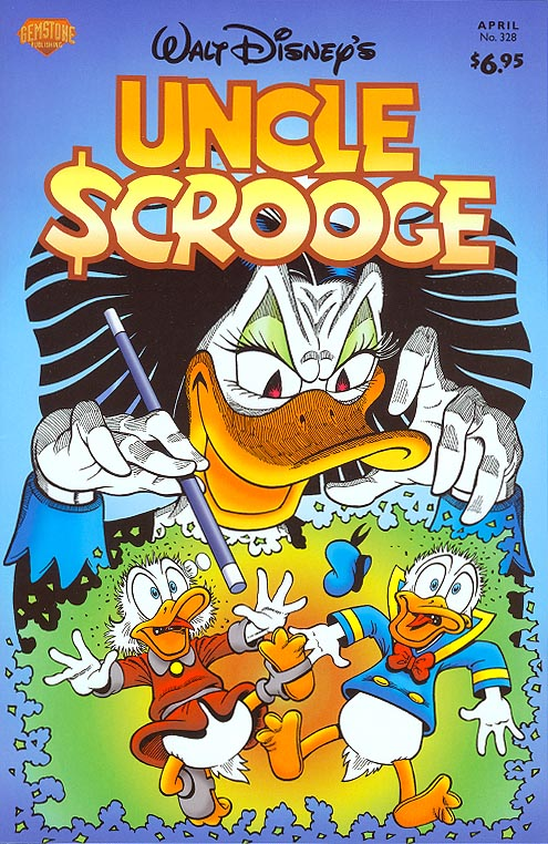 Uncle Scrooge (Gemstone) 328