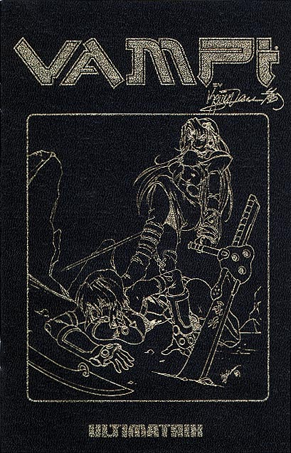 Vampi Ultramatrix Limited Ashcan