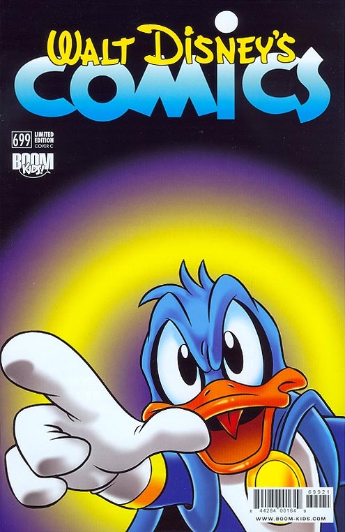 Walt Disneys Comics and Stories 699 ( 1 in 10 Incentive Variant)