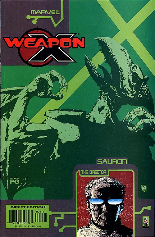 Weapon X Sauron