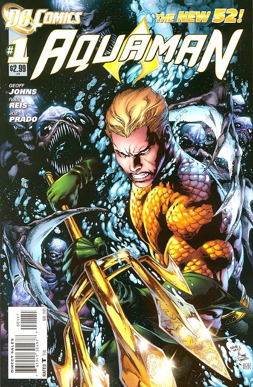 Aquaman (New 52 ) vol 7 - 1