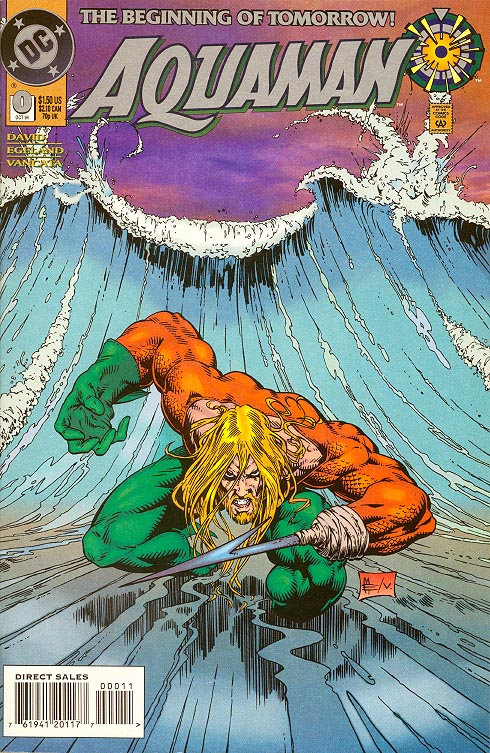 Aquaman vol 5 - 0