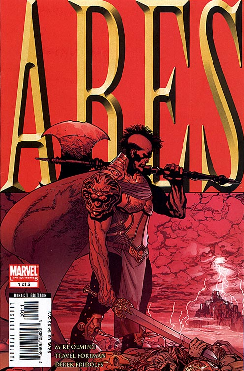 Ares (Marvel) 1 (of 5 )