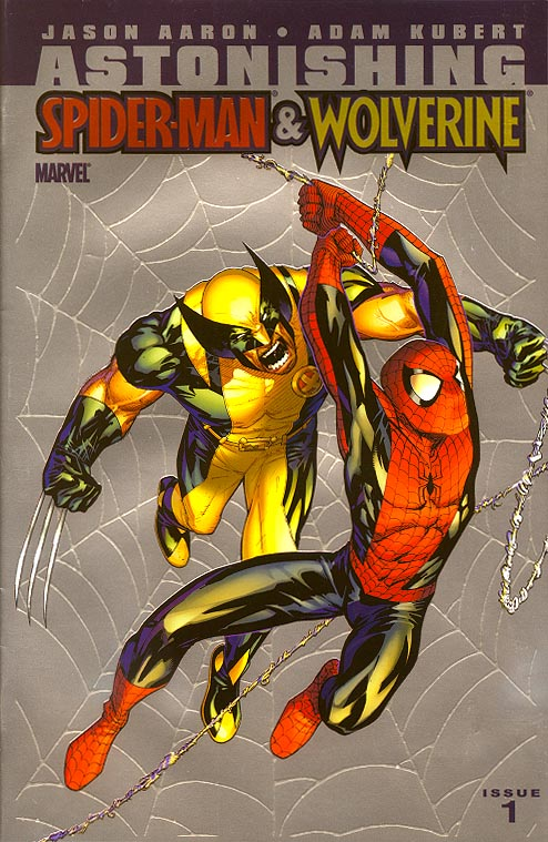 Astonishing Spider-Man & Wolverine 1 (of 6 ) ( 1 in 25 Foilogram Adam Kubert Variant)