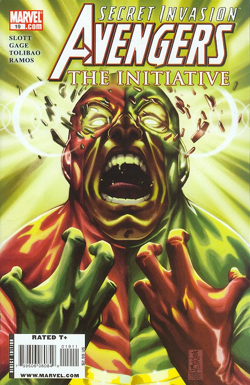 Avengers The Initiative 19