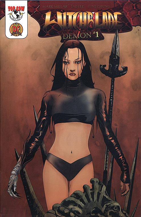 Witchblade Demon 1 (DF-Exclusive Cvr A 1 of 5000 )