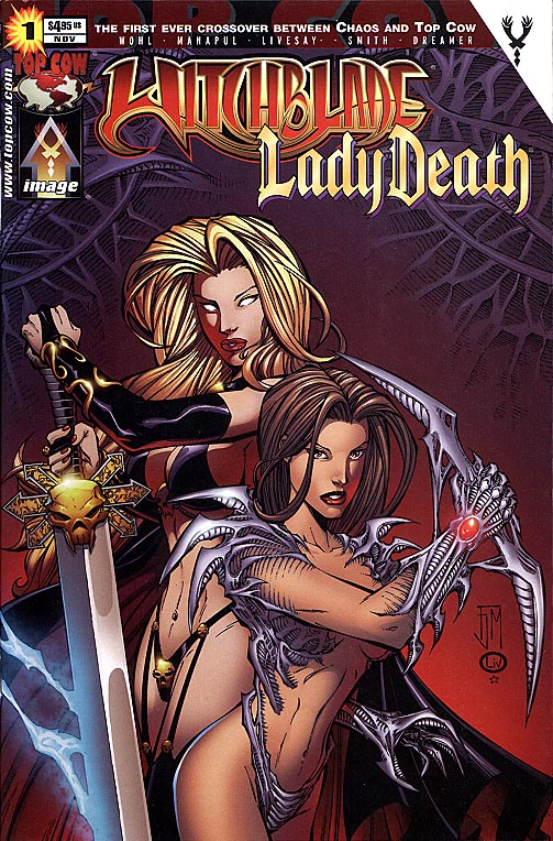 Witchblade Lady Death 1