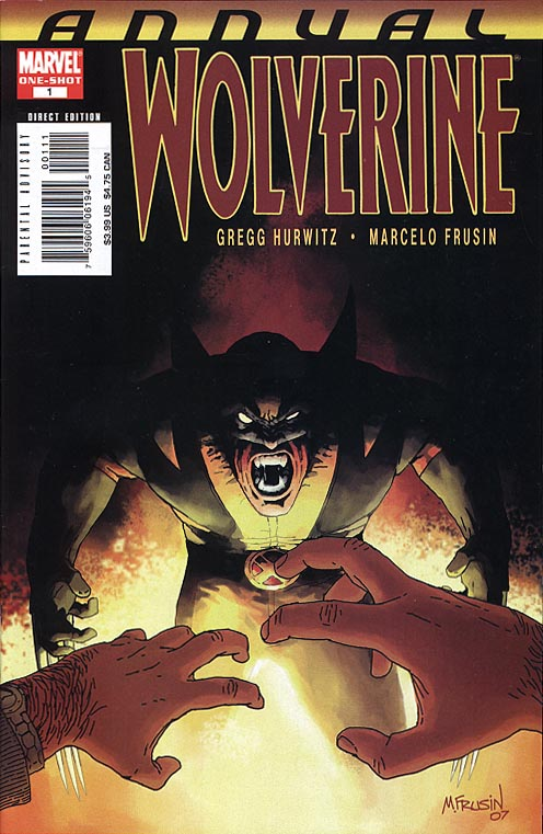 Wolverine Annual 1 (one-shot)