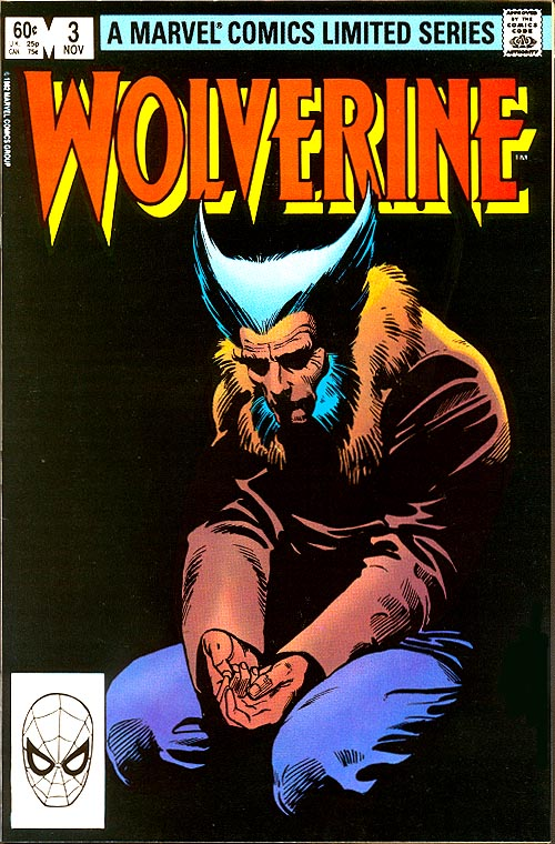 Wolverine vol 1 - 3 (of 4 )