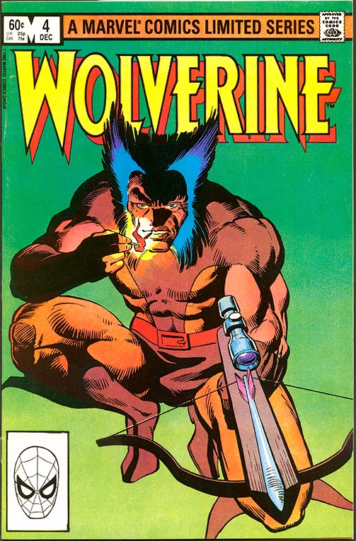 Wolverine vol 1 - 4 (of 4 )
