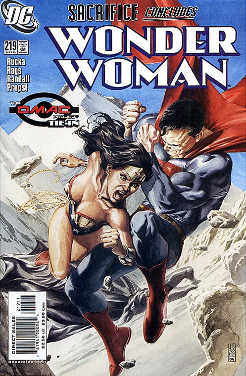 Wonder Woman (vol 2 ) 219