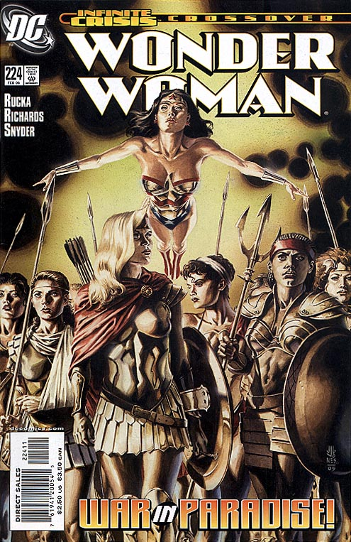 Wonder Woman (vol 2 ) 224