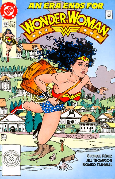 Wonder Woman (vol 2 ) 62