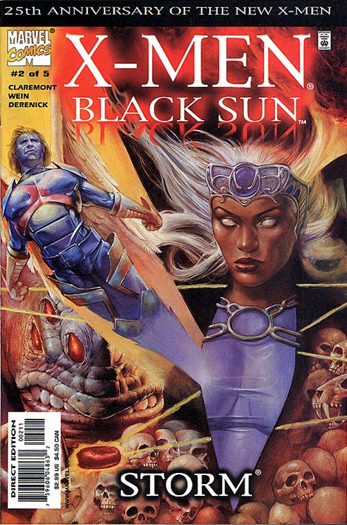 X-Men Black Sun 2 (of 5 )