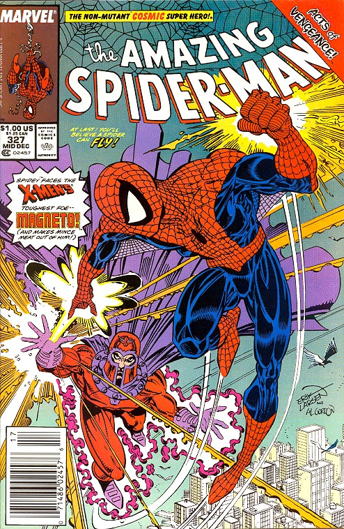 Amazing Spider-Man 327