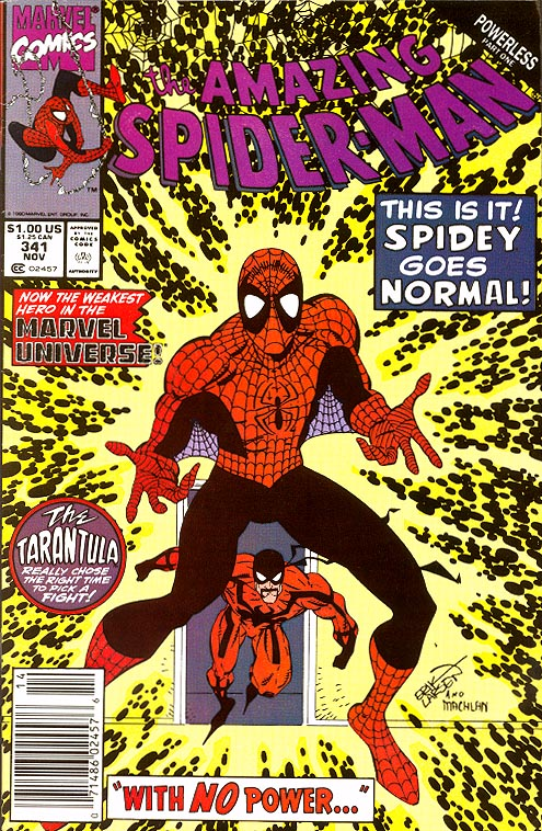 Amazing Spider-Man 341
