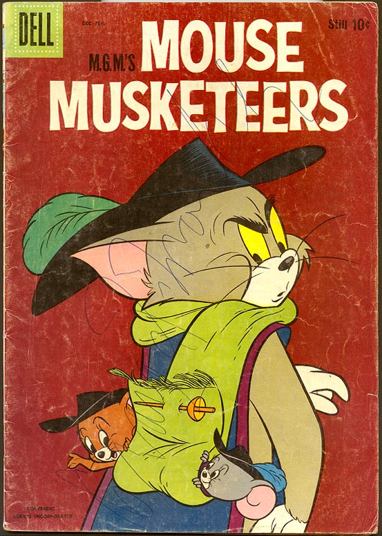 MGMs Mouse Musketeers (Dell) 16