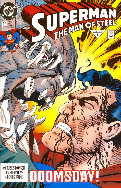 Superman The Man Of Steel 19