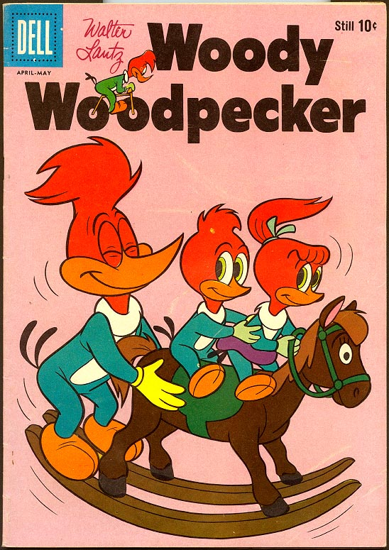Woody Woodpecker (Dell) 60