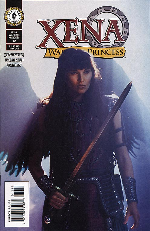 Xena Warrior Princess (Dark Horse) 12 (Photo cvr)