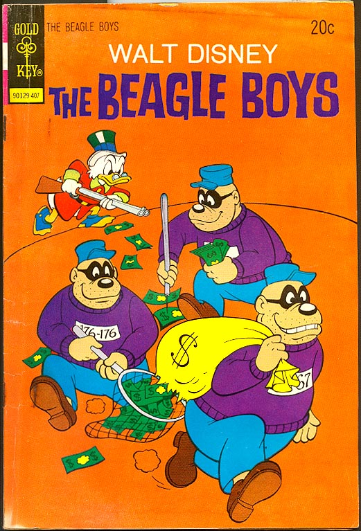 Beagle Boys (Gold Key) 21