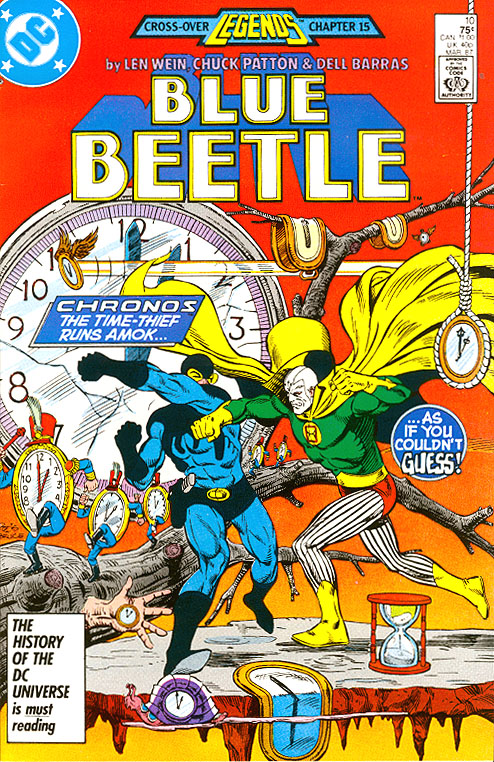 Blue Beetle vol 3 - 10