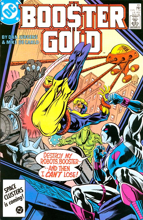 Booster Gold 10