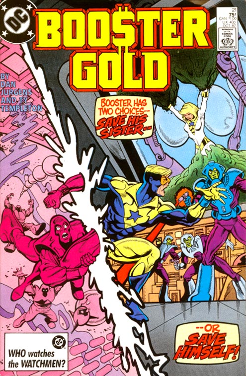 Booster Gold 21