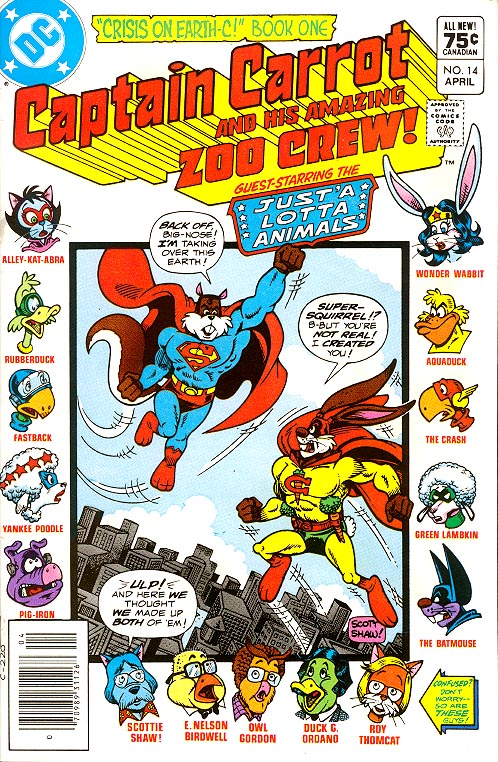 Captain Carrot And His Amazing Zoo Crew 14