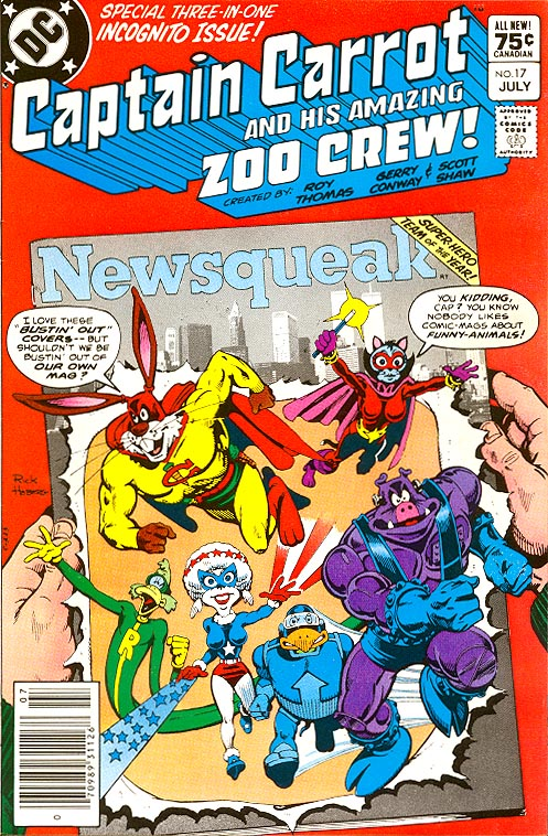 Captain Carrot And His Amazing Zoo Crew 17