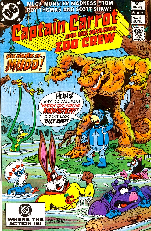Captain Carrot And His Amazing Zoo Crew 4