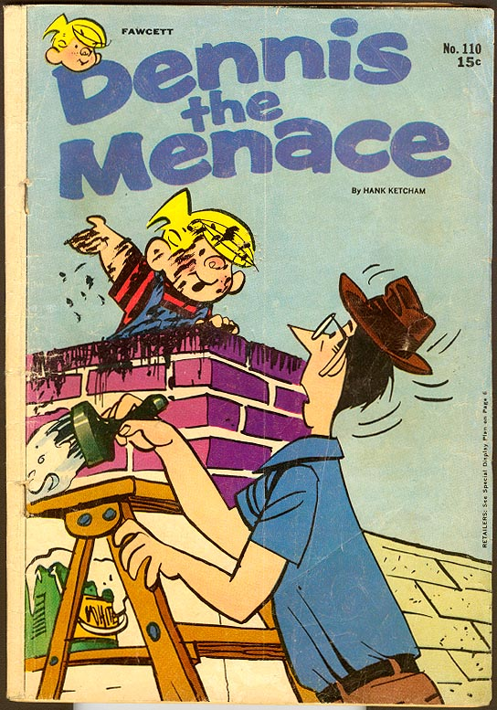 Dennis The Menace (Fawcett) 110