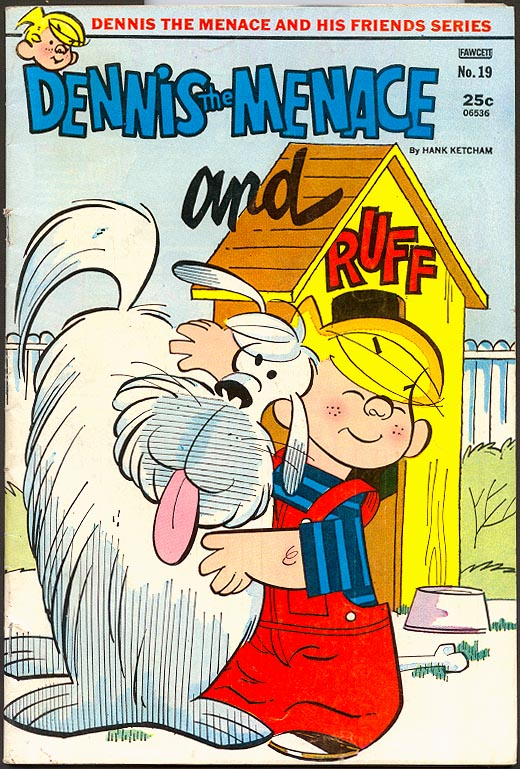 Dennis The Menace And His Friends (Fawcett) 19