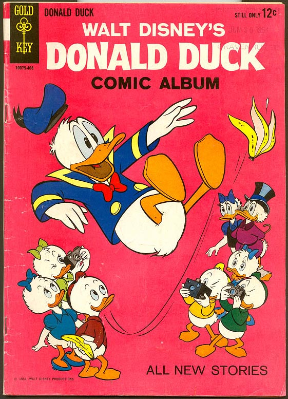 Donald Duck (Gold Key) 96